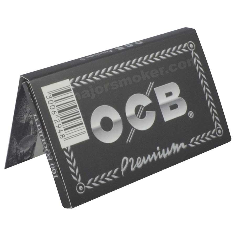 2500 feuilles Lot de 25 Carnet Feuille à rouler OCB Premium