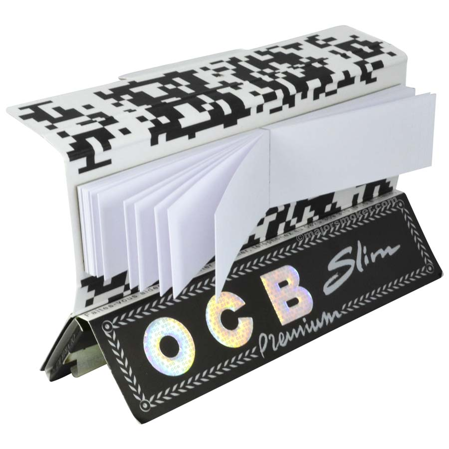 ocb slim tips x1 feuille rouler avec filtres cartons. Black Bedroom Furniture Sets. Home Design Ideas