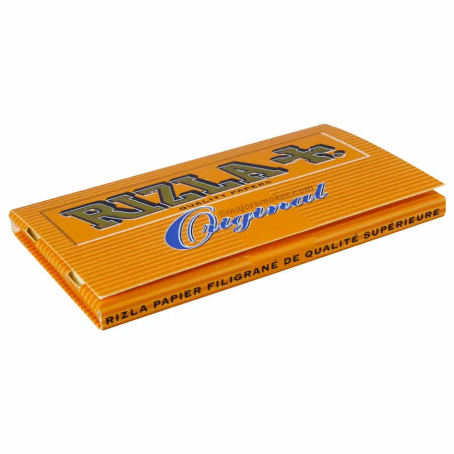 Rizla original orange feuille a rouler regular x1 0 85 - Prix essence zippo bureau tabac ...