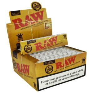 raw slim pas chere, feuille a rouler pas chere raw slim,