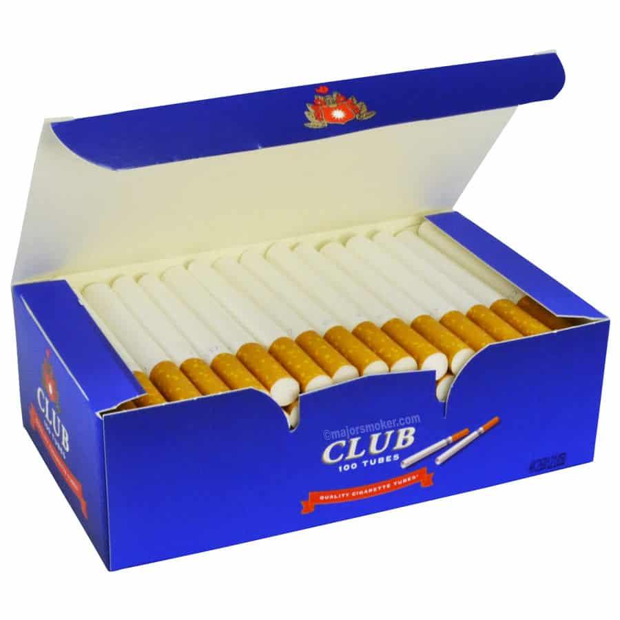 tube cigarette pas cher 100 x1 100 tubes 0 99 majorsmoker. Black Bedroom Furniture Sets. Home Design Ideas