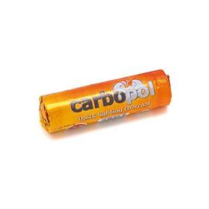 Charbons, charbons carbopol, charbon carbopol 35mm, charbons carbopol 35mm, carbopol 35mm, charbon auto-allumants, charbon carbopol auto, carbopol 35,