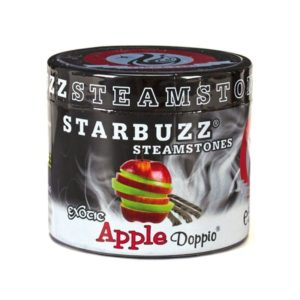 Starbuzz steam stones, starbuzz, starbuzz steam, gout, starbuzz steam stones gout, starbuzz pas cher, starbuzz chicha, starbuzz gout, starbuzz france, Apple doppio, starbuzz apple doppio, starbuzz steam stones apple doppio, steam stones apple doppio 125g, starbuzz steam stones apple