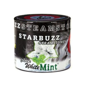 Starbuzz steam stones, starbuzz, starbuzz steam, gout, starbuzz steam stones gout, starbuzz pas cher, starbuzz chicha, starbuzz gout, starbuzz france, White mint, starbuzz white mint, starbuzz steam stones white mint, steam stones white mint 125g, starbuzz steam stones mint