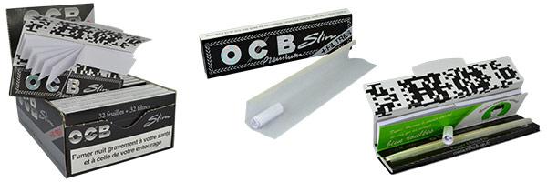 OCB Slim = Tips (filtre toncar)
