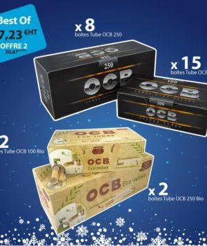 Tube ocb 250 prix