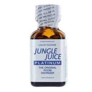 Poppers Jungle Juice Platinium, Poppers, psychotropes, vasodilatateur, vente de poppers, consommation de poppers, poppers drogue, produits stimulants, flacon de poppers, aphrodisiaque