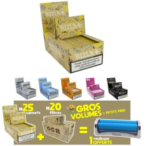 Pack cigarette à rouler, Rouleuse cigarette pas cher, rouleuse OCB, tabac à rouler, feuille courte, cigarette pas cher, rouleuse OCB pas cher