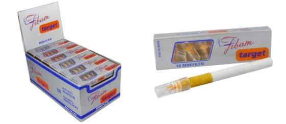 Filtre Anti-Nicotine , tabac, filtre en plastique, consommation de tabac, cigarette électronique, fil, filtres biodégradables, filtre Fibam Target