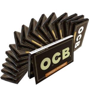 ocb vigrin paper, ocb virgin paper regular, ocb virgin regular, ocb bio, ocb regular, feuille ocb pas cher, feuille régular, feuille ocb, feuille ocb prix, feuille ocb en gros, feuille ocb pas cher