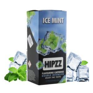 carte fraicheur menthe glaciale, ice mint carte fraicheur, carte aromatique, hippz ice mint, cigarette menthol
